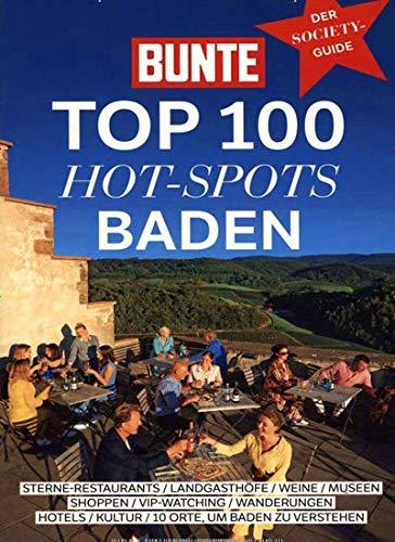 """Bunte Top 100 Hot-Spots 4/2019 \""""Baden\"""""""