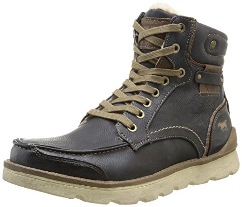 Mustang 4051606, Boots homme Gris (259 Graphit)