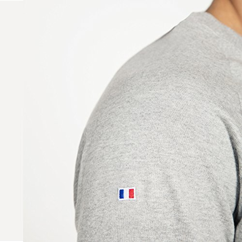 Sweat - Les Pipelettes - Made in France Gris