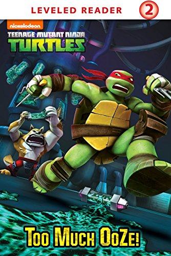 Too Much Ooze! (Teenage Mutant Ninja Turtles) (English ...