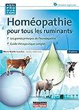 Homéopathie pour tous les ruminants