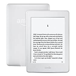 "Kindle Paperwhite E-reader, 6"" High-resolution Display (300 Ppi) With Built-in Light, Wi-fi (White) - Includes Special Offers"