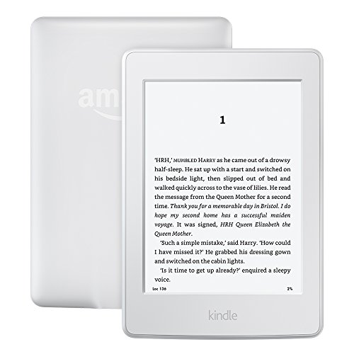Kindle Paperwhite E-reader, 6