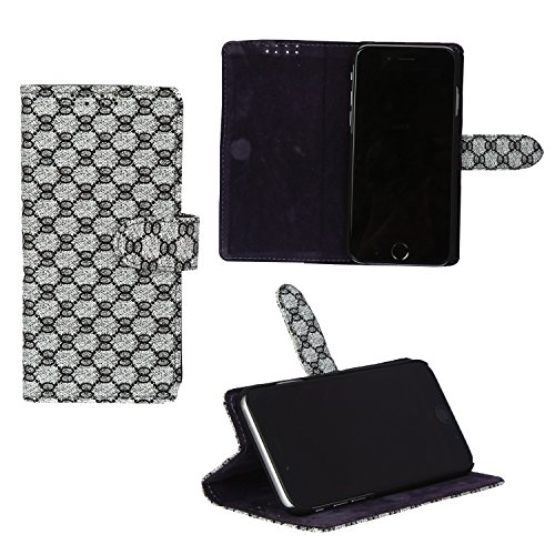 swankmobilecovers Wallet Flip Cover for Lenovo A319(ANCHOR-WHITE)