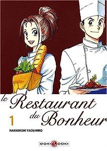 Le Restaurant du Bonheur Edition simple Tome 1