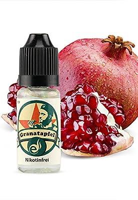 E-Liquid Shisha-Liquid Granatapfel Nikotinfrei für E-Zigarette E-Shisha 10ml von rr-handel