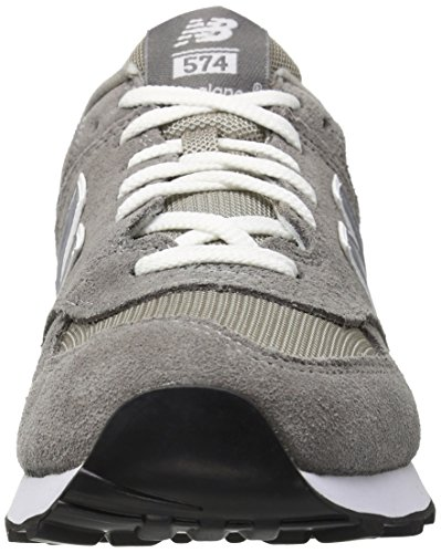 New Balance M574 D, Baskets mode homme Gris