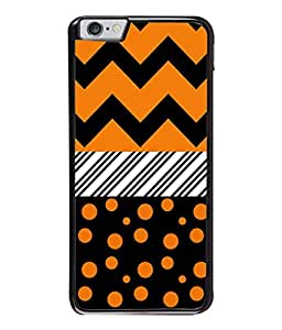 PrintVisa Designer Back Case Cover for Apple iPhone 6 (multi colored different shapes pattern)