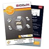 atFoliX FX-Antireflex Displayschutzfolie für Becker Cascade Pro 7941 (3 Stück)