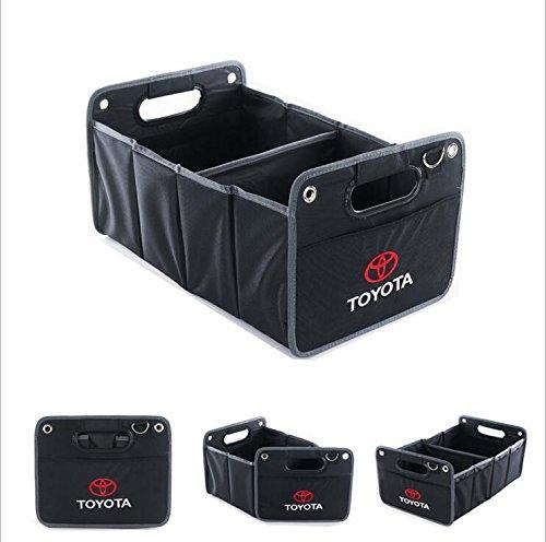 Mobile Trunk (Ynd faltbar Auto Trunk Speicher, Organizer Mobile Sitz Cargo Box 51x 26x 32cm)