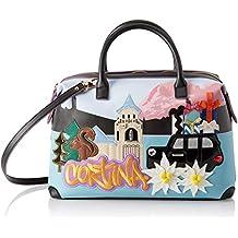70b884157c BRACCIALINI TUA Tua by Cartoline, Borsa Bowling Donna, (Multicolore/Unico),