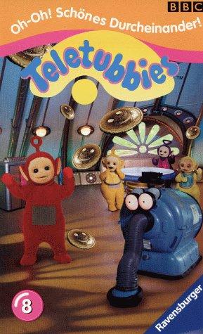 Preisvergleich Produktbild Teletubbies 08: Oh-Oh! Schönes Durcheinander! [VHS]
