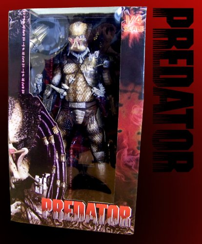 Action Figur Predator - Classic Closed Mouth 18