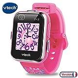 VTech Kidizoom Smartwatch Connect DX2 - Rose - Montre Connectée Pour Enfants