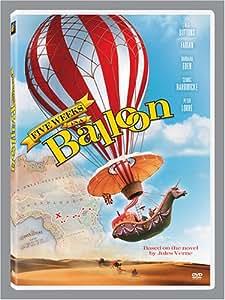 Five Weeks in a Balloon [DVD] [1962] [Region 1] [US Import] [NTSC]