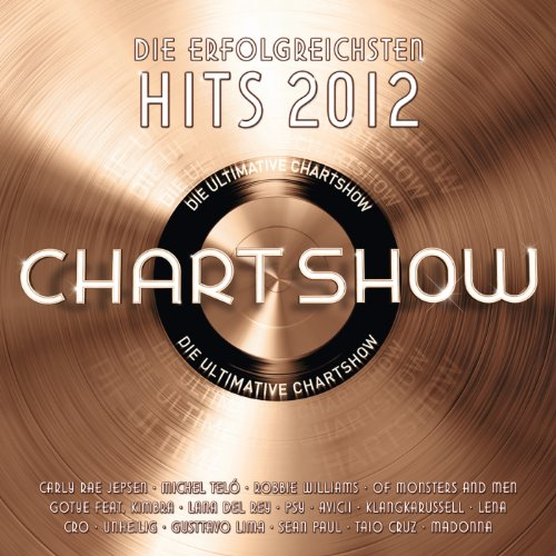 Die ultimative Chart-Show - Hits 2012