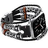 Für Apple Watch Riemen 42mm Premium Replacement Armband Wrist Band Strap Ersatz Uhrenarmband Armreif Vintage für Apple Watch Series 1 2 3 Sport Nike+ Edition