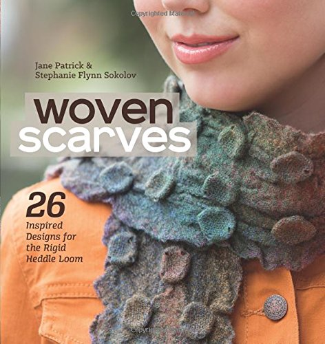 Woven Scarves: 26 Inspired Designs for the Rigid Heddle Loom (Loom Schal)