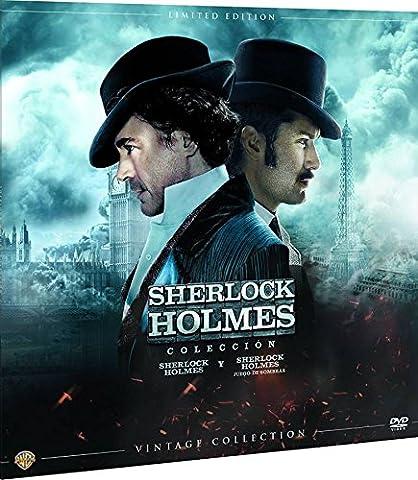 SHERLOCK HOLMES COLECCIÓN VINTAGE (Spanien Import, siehe Details für Sprachen) (Sherlock Holmes Films Robert Downey Jr)