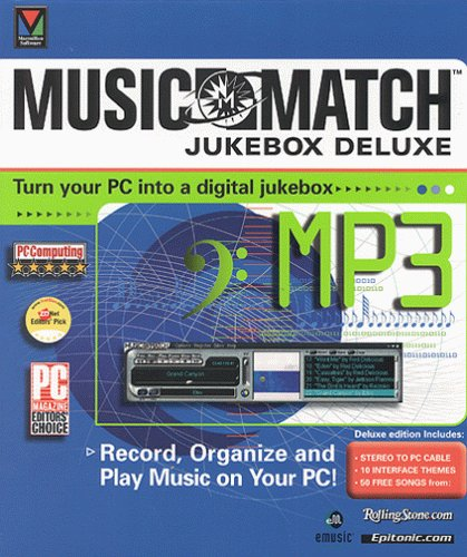 Musicmatch Jukebox Deluxe (Software Dental)