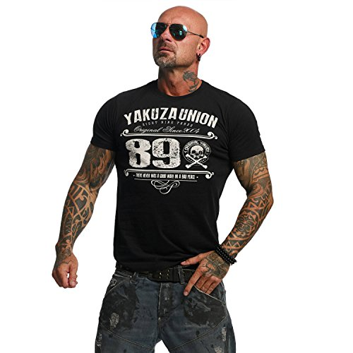 Yakuza Original Herren 893 Union T-Shirt