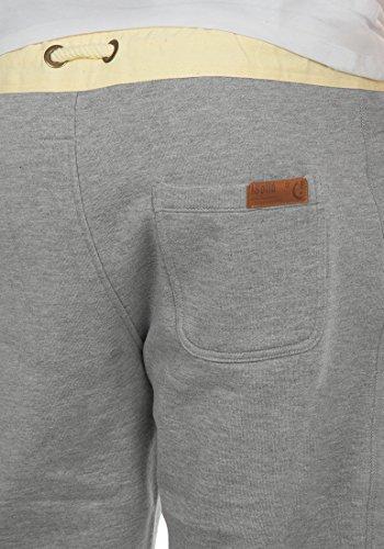 SOLID TripPant - Pantalon de sport- Homme Light Grey Melange