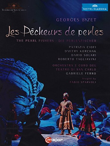 Bizet: Les Pecheurs de perles (Die Perlenfischer) (Teatro di San Carlo, 2012) [DVD]