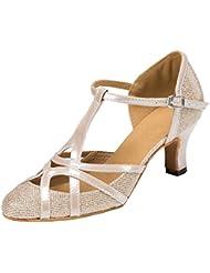 F&M Fashion , Sandales Compensées femme