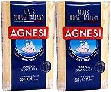 Agnesi Easy Cook Polenta, 500g (Pack of 2)