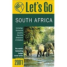 Let's Go 2001 South Africa (Let's Go. South Africa)