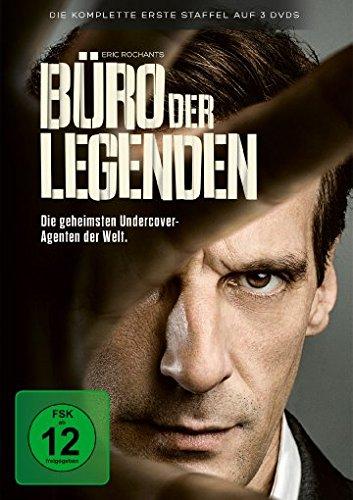 Bild von Büro der Legenden - Die komplette erste Staffel [3 DVDs]