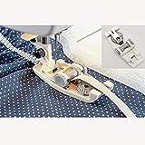 YICBOR 412815345 - Piedino elastico per Husqvarna Viking
