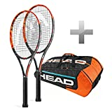 Head Paket 2 x Graphene XT Radical Pro + 1 x MonsterCombi L4 4 1/2