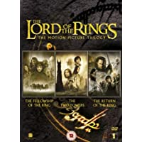 Lord Of The Rings: Trilogy Box