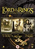 [UK-Import]The Lord of the Rings Trilogy (Theatrical Edition Box Set) DVD -
