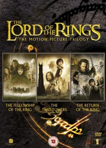 [UK-Import]The Lord of the Rings Trilogy (Theatrical Edition Box Set) DVD
