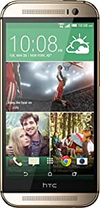 HTC One M8, Amber Gold 32GB (Verizon Wireless)