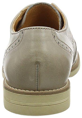 Froddo M&AumlDchen Girls Shoes Beige G4130049-1 Brogue Schnürhalbschuhe - 2