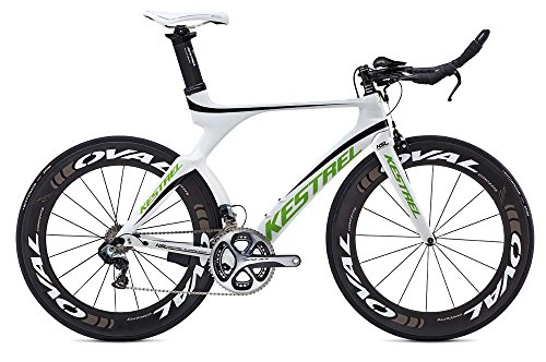 2013 Kestrel 4000 Ltd Shimano Dura Ace Di2 650 C 3035116347 white 47 cm for bicycle