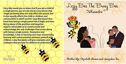 Lizzy Bee The Busy Bee: