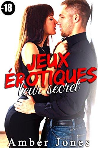 Amber Jones - Jeux Erotiques Leur Secret