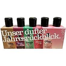 Treaclemoon Unser dufter Jahresrückblick 5 x 60 ml Duschcreme Set