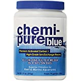 Boyd Enterprises Chemi-Pure Filtration Media for Aquarium 11-Ounce Blue