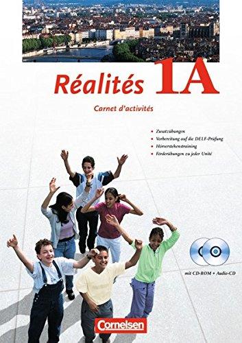 Réalités - Aktuelle Ausgabe / Band 1 - Carnet d´activités 1A mit CD-ROM und CD,