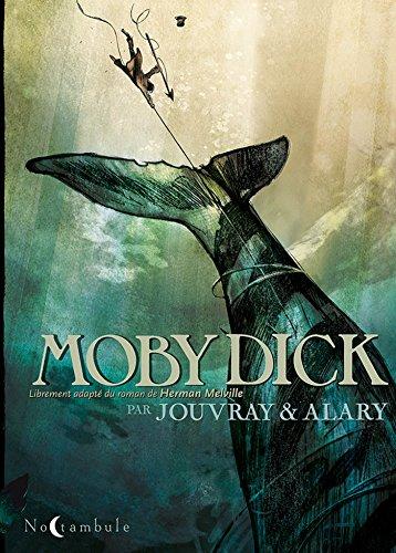 Moby Dick (Noctambule) por Olivier Jouvray