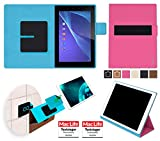 reboon Sony Xperia Z2 Tablet Hülle Tasche Cover Case Bumper | in Pink | Testsieger