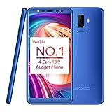 Günstiges Telefon, Leagoo M9 Dual SIM Handy Mobiltelefon 5.5