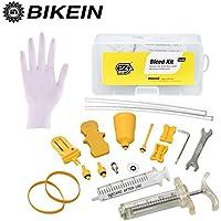 PROKTH® - Juego de herramientas de aceite mineral universal para freno de disco de aceite para bicicleta, kit hidráulico de freno de disco para bicicleta