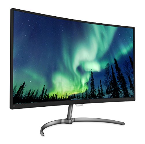 Compare Prices for PHILIPS 278E8QJAB/00 E-line 278E8QJAB – LED monitor – curved – 27″ (27″ viewable) – 1920 x 1080 Full HD (1080p) – 250 cd/m2 – 3000:1 – 4 ms – HDMI VGA DisplayPort – black glossy – (Monitors > Monitors Online