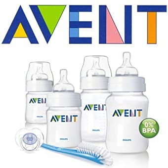 Philips Avent Scd271/00 Newborn Baby Bottle Starter Set / Kit / Pack Brand New Good Quality Fast Shipping Ship Worldwide From Hengheng Shop by HEALTYPLUS